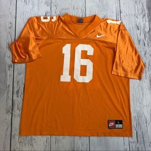 Vintage Y2K Tennessee football jersey Manning #16
